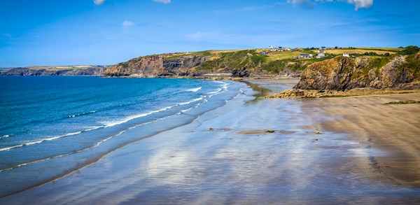 Holiday Cottages in West Pembrokeshire, Wales