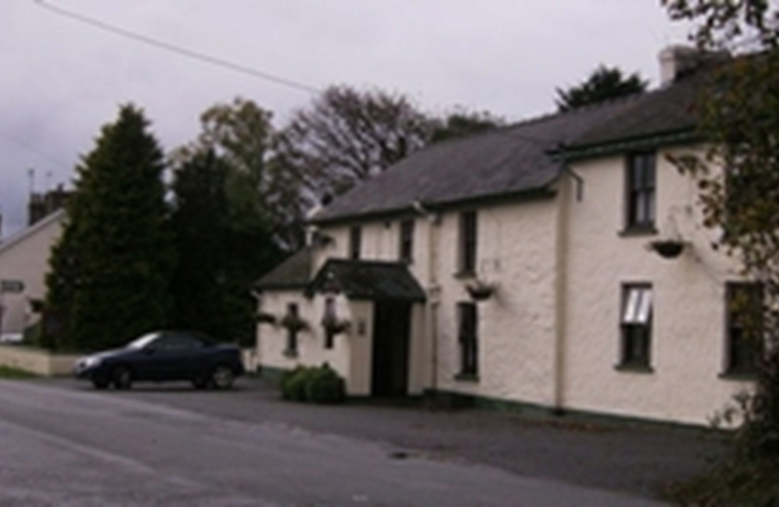 The Cross Inn, Clarbeston Road