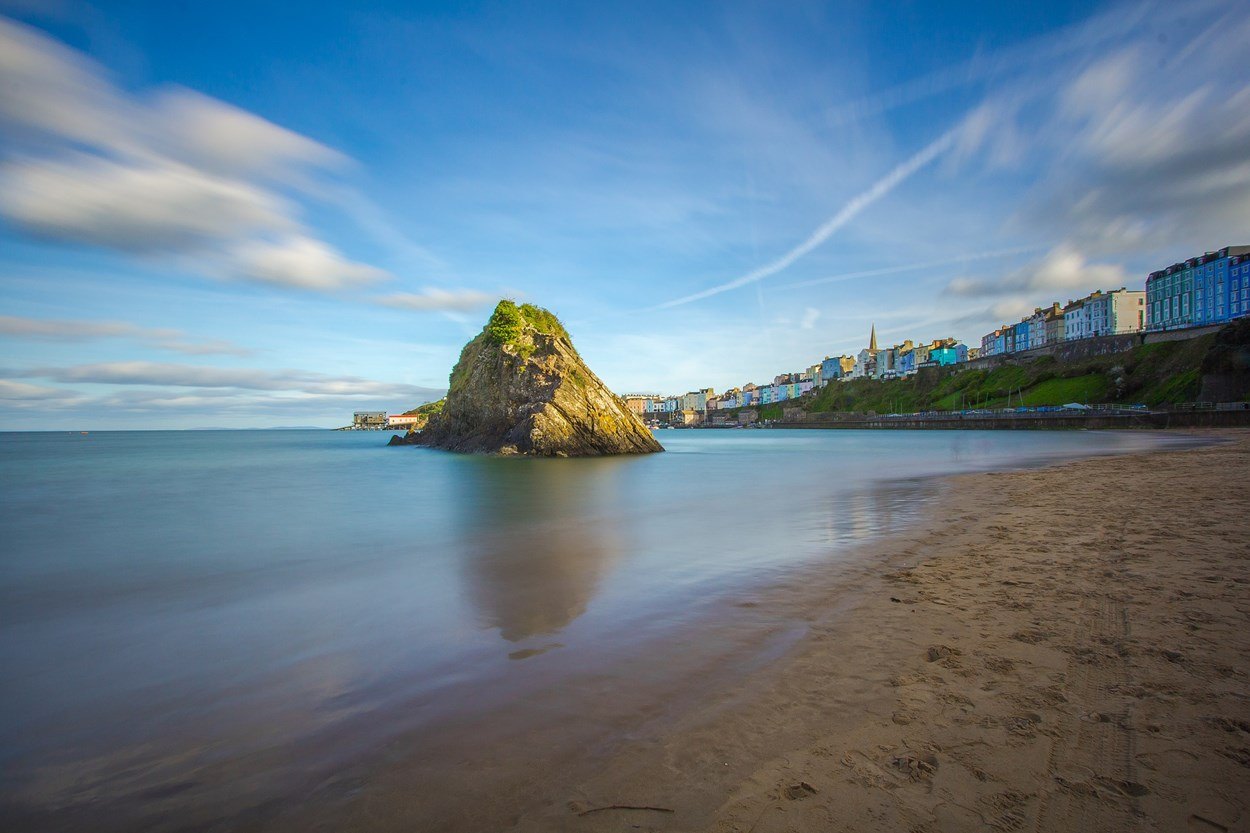 North Beach Tenby