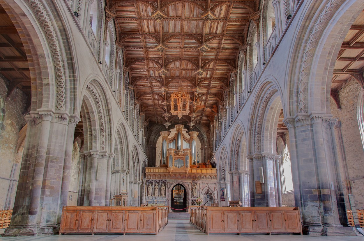 Things to do in St David's - St David's Cathedral
